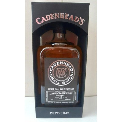 Cadenhead Small Batch Linkwood Glenlivet 22yo 1995 (48,8%)
